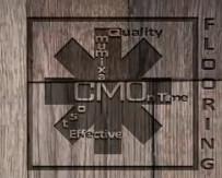 CMO Flooring logo