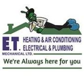 E.T. Mechanical Ltd. logo
