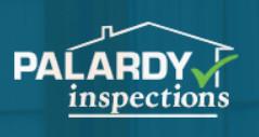PALARDY INSPECTIONS logo