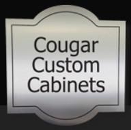 Cougar Custom Cabinets logo