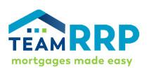 Team RRP logo