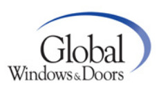 Global Windows and Doors logo