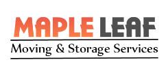 Maple Leaf Moving & Storage logo