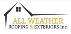All Weather Roofing Inc. logo