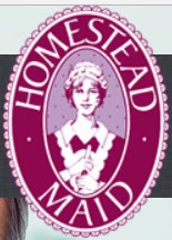 Homestead Maid Services logo
