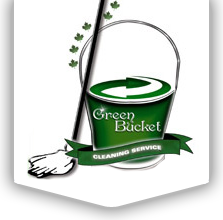 Green Bucket Cleaning Services logo