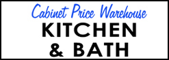 Cabinet Price Warehouse logo
