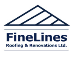 FineLines Roofing & Renovations Ltd. logo