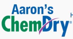 Aaron's Chem-Dry logo