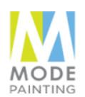 MODE Painting logo