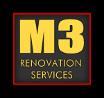 M3 Renovation Service logo