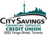 City Savings Financial Services logo