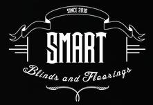 Smart Blinds and Flooring. logo