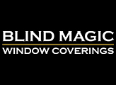 Blind Magic Hunter Douglas logo