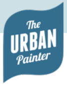 The Urban Painter logo