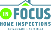 In-Focus Home Inspection logo