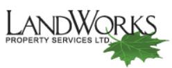 Landworks Property Services logo