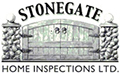 Stonegate Home Inspections logo