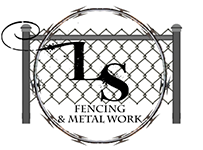L.S Fencing and Metal Work logo