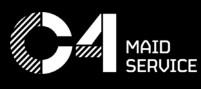 C4 Maid Service. logo
