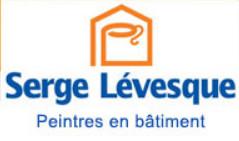 Serge Lévesque painters logo