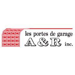 Portes de Garage A & R inc., logo