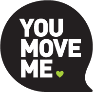 You Move Me Toronto logo