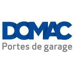 Portes de garage Domac inc. logo