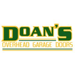 Doan's Overhead Doors logo
