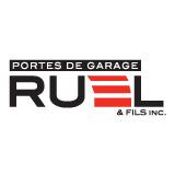 Portes de garage Ruel et Fils logo