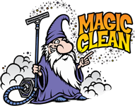 Magic Clean logo