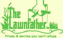 LawnFather - Lawn Care Calgary logo