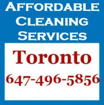 Affordable Cleaning Services Toronto logo
