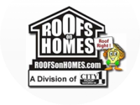 Roofs On Homes logo
