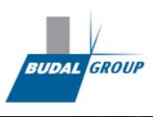 Budal Construction logo
