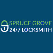 Spruce Grove Locksmith logo