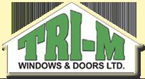 TRI-M DOORS & WINDOWS logo