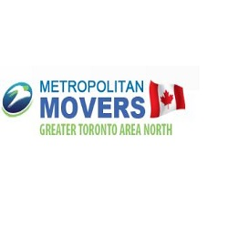 Metropolitan Movers Newmarket GTA North - Moving Company logo