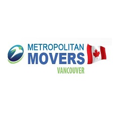Metropolitan Local Movers Vancouver BC - Best Moving Company logo
