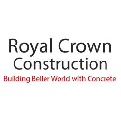 Royal Crown Construction logo