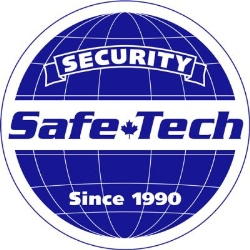 SafeTech Security Guards logo