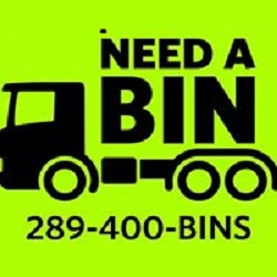 Need A Bin logo