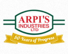 Arpi's Industries Ltd logo