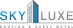 Skyluxe Roofing & Sheet Metal logo
