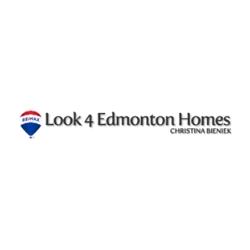 Look 4 Edmonton Homes logo