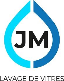 Lavage de Vitres JM logo