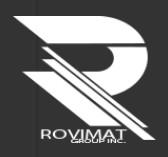 Rovimat Group Inc. logo