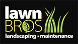 Lawn Bros Landscaping logo