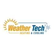 Weather Tech Heating and Cooling logo