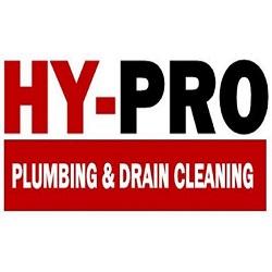Hy-Pro Plumbing & Drain Cleaning logo